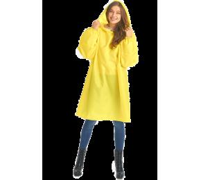 Дождевик-плащ «Артик» желтый