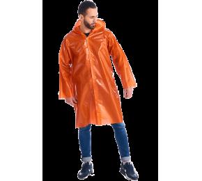 Дождевик-плащ «Люкс» оранжевый